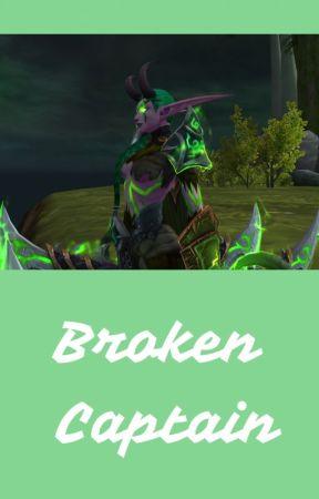 Broken Captain by chckn_9790