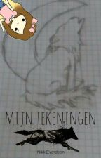 mijn tekeningen by Nightcorehead