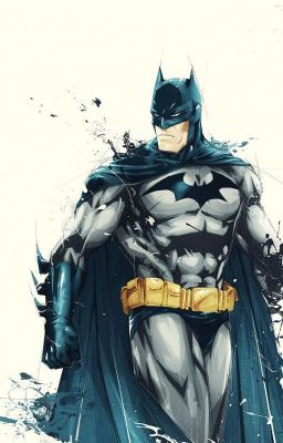 Bruce  The Man Behind The Mask  Bruce Wayne/ Batman x reader