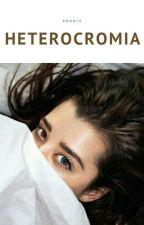 Heterochromia « zjm » by sunshinedomalik769