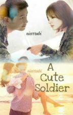 a cute soldier  by niarrubi