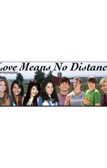 Love means no distnace (hayes grier)