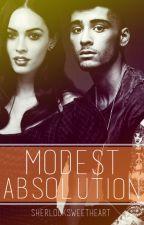 Modest Absolution - Book 5 (Larry Stylinson AU) by sherlocksweetheart