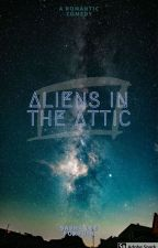 Aliens In The Attic  by SashaleeFortuin
