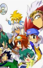 Beyblade Metal x reader One Shots! by MandMS4311