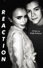 Reaction // Harry Styles by janosxnjh