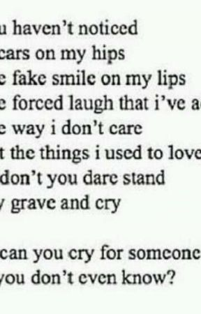 poem for depression  by Awesome_Emogirl