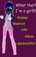 Ninjago wahrheit oder pflicht  by gladina2003