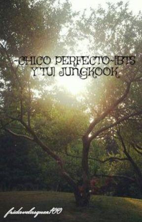 ~CHICO PERFECTO~[BTS Y TU] JUNGKOOK by fridavelasquez100