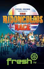 Total Drama Presents: The Ridonculous Race Roleplay! by TiffanyCardosa