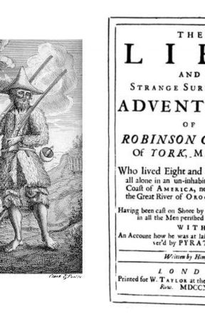 Robinson Crusoe (Completed) by DanielDefoe