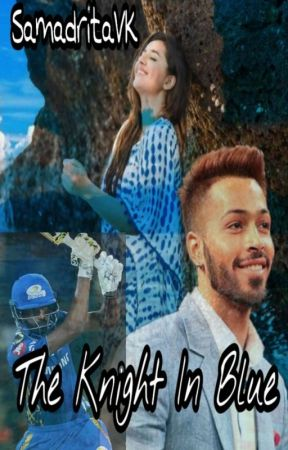 """The Knight In Blue""