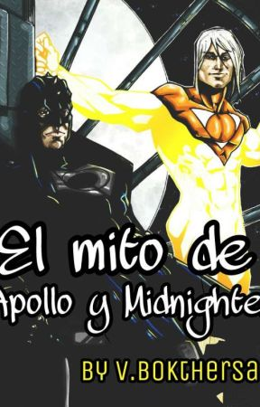 El mito de Apollo y Midnighter by VBokthersa