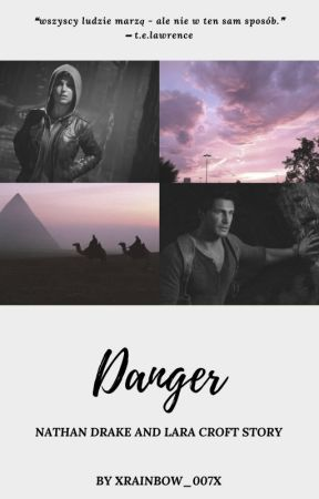 danger • croft x drake by xrainbow_007x