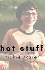 hot stuff ☕︎ | richie tozier by wavyyrichie