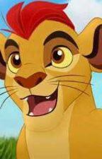 The Lion Guard: Kion x Lion/ Male Hyena Hybrid Reader by Ruinparadox