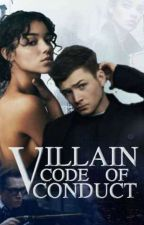 Villain Code of Conduct by kmbell92