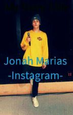 Jonah Marais ~ Instagram by cloudydreamz