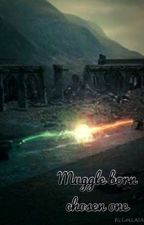 Muggle born chosen one by Fandom-Is-Family