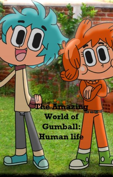 Amazing world of gumball human