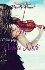 The Voice Note  by Hanii20Hanii