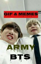 ARMY (Gif and Memes) by beberose_28