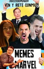 Memes Marvel  by AikoZoeRomanoff