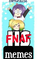 memes de FNAFHS by zamura234