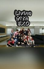 Living with exo ~Book 1~ (Exo fanfic) by Maknae_princess