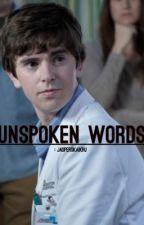 Unspoken Words ( Shaun Murphy X Reader ) by jasperskaikru