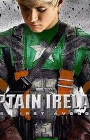 CAPTAIN IRELAND by omgdirtyniall
