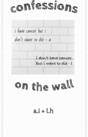 confessions on the wall - lashton by Dejected_Iero