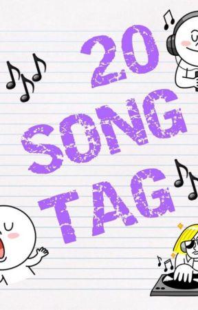 Tag 20 canciones! [María] by ToyJoy03