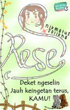 RESE (COMPLETE) by beliawritingmarathon