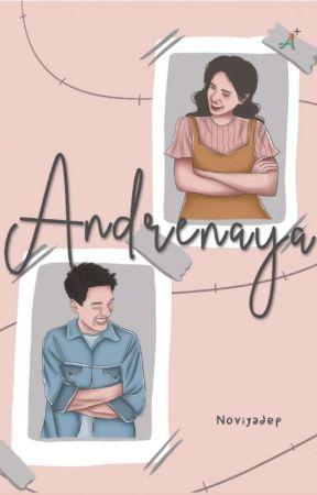 ANDRENAYA (Proses Penerbitan) by noviyadep