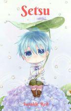 Setsu - Akakuro Child by TwinkleRed411