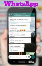 WhatsApp (vloggeri români) by --iulia