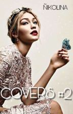 COVER BOOK {ЗАМОРОЖЕНО} by VogueDiva