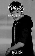 Priority -Mark Arin [✔] by zolakiki