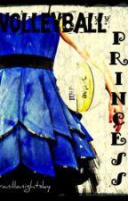 Volleyball Princess by vanillanightsky