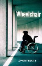 Wheelchair by ilovered884