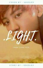 .LIGHT.   PARK CHANYEOL🍃 by sekolry