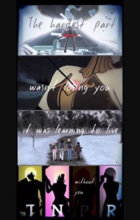 Rwby au: volume one. Evil and broken, all my Friends are at least one of them by Diamond_phoenix