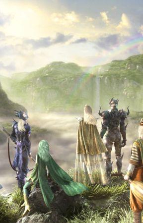 The last fantasy by Zero-cypher