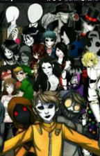 Creepypasta Roleplay book by Queen_of_sorrows