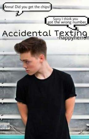 Accidental Texting by -happyherron