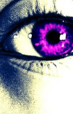 The Girl with Purple Eyes.. by webbpaige
