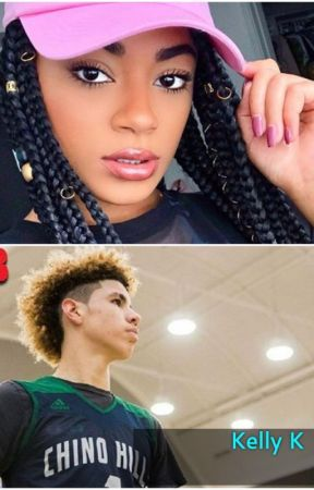 Kelly K: Lamelo Ball Story by Heavendaboss123