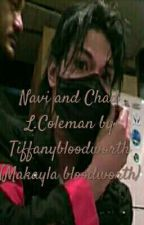 Navi and Chad .L Coleman secret scenes mxm by TiffanyBloodworth