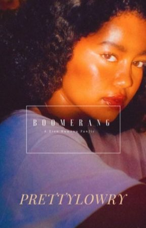 Boomerang ▹ z. kuwonu by capellarreaga